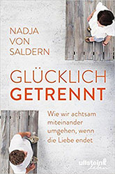 Nadja von Saldern. Buch zu Trennungsmediation, Mediation, Scheidung