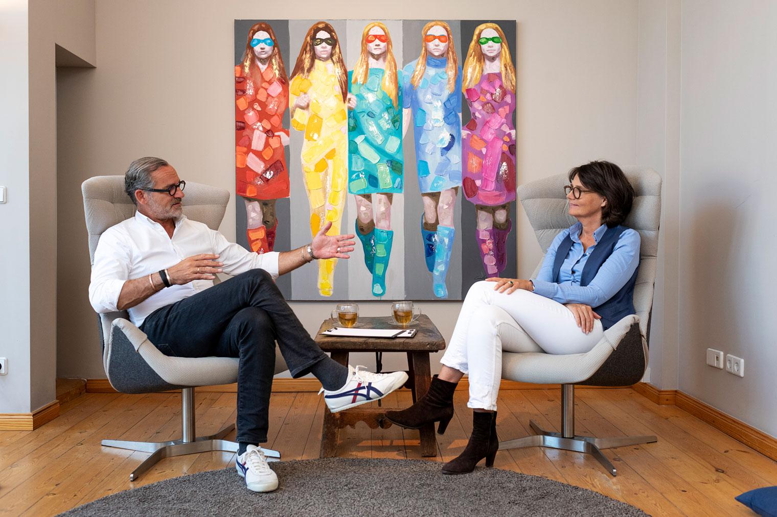 Paartherapie und Mediation Von Saldern in Berlin und Potsdam